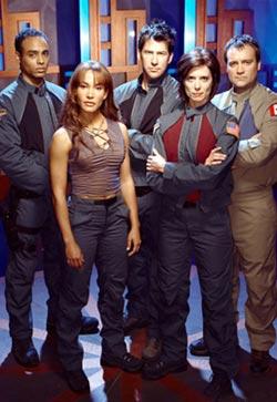 Stargate SG1 et Atlantis. 18415451