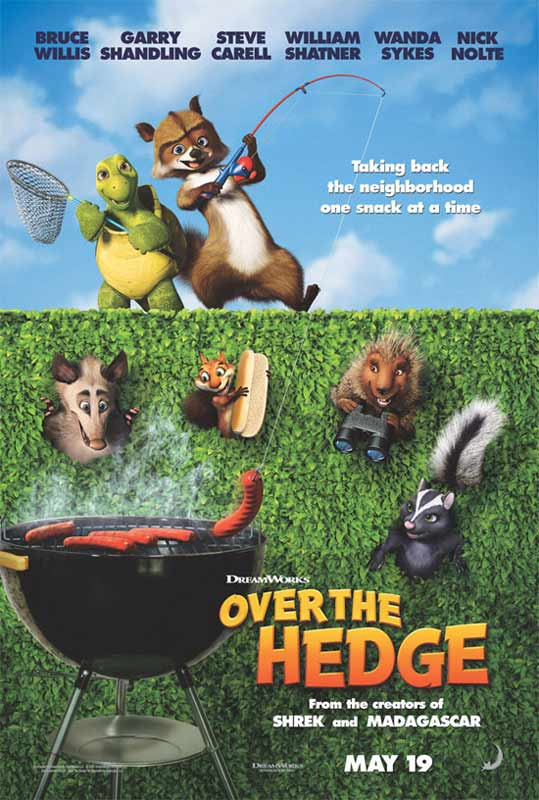 OVER THE HEDGE - 2006 - 18465115