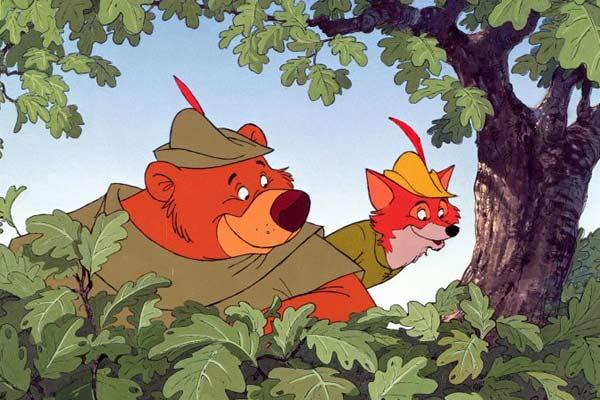 Robin des Bois [Walt Disney - 1973] 18673983