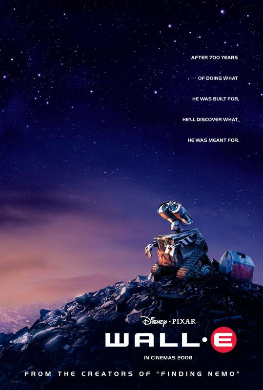 WALL• E - 2008 - 18820243