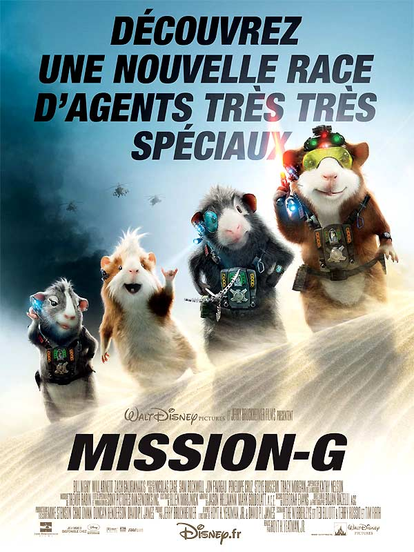 [Walt Disney Pictures] Mission-G (2009) - Page 2 19136324