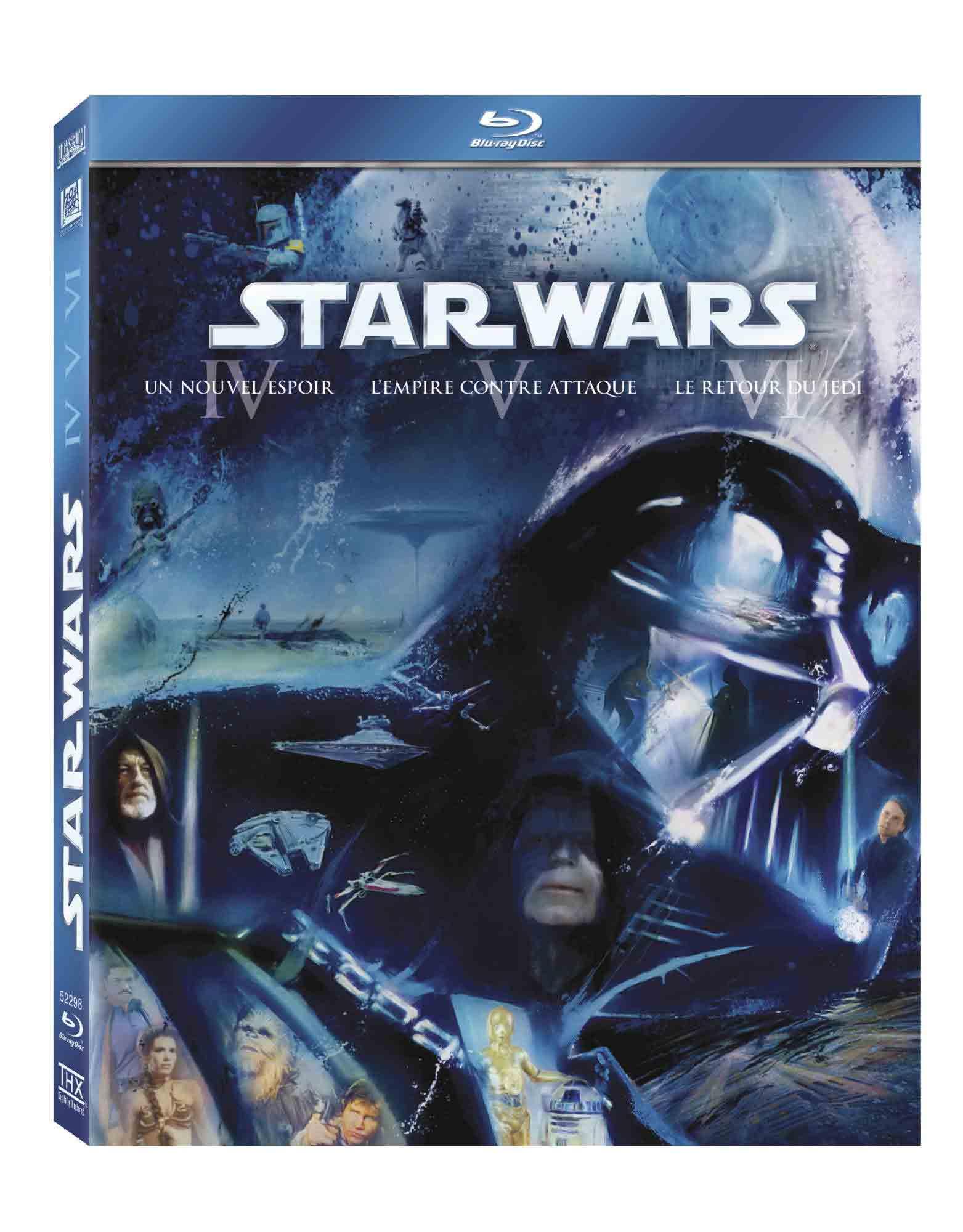 Star Wars : coffrets Blu-ray [Lucasfilm - 2011] - Page 5 19732389