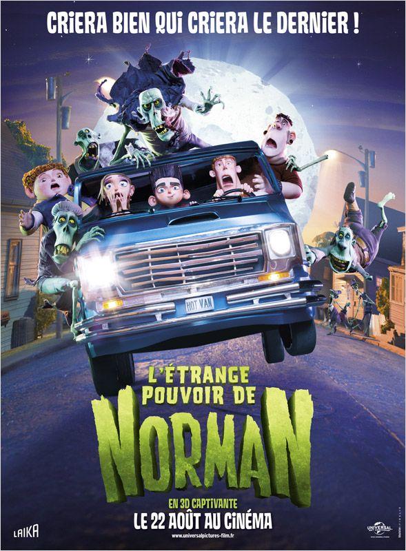[Universal • Focus Features] L'Étrange Pouvoir de Norman (22 août 2012) 20139918