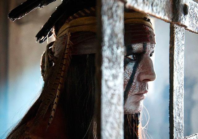 'El llanero solitario': nuevas imágenes de Armie Hammer y Johnny Depp 20597448