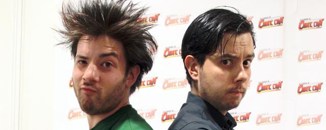 [Article] Allocine interview les frères Descraques à Japan Expo / Comic Con' 2013 20604682