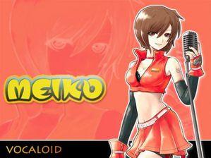 Vocaloids (New) Meiko4