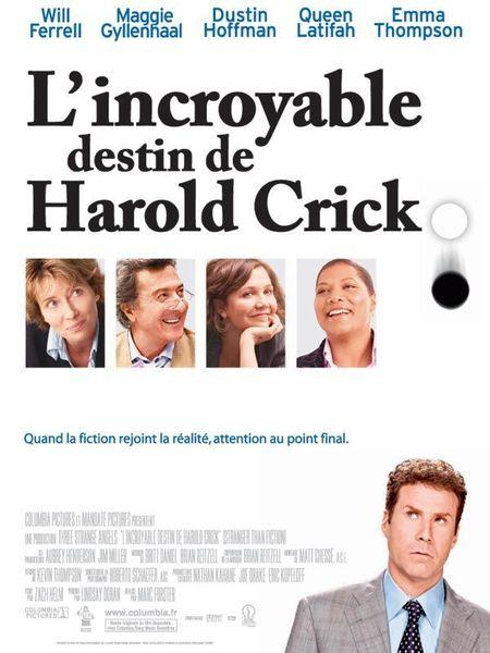 L'incroyable destin de Harold Crick (2006) Comédie L-Incroyable-destin-de-Harold-Crick