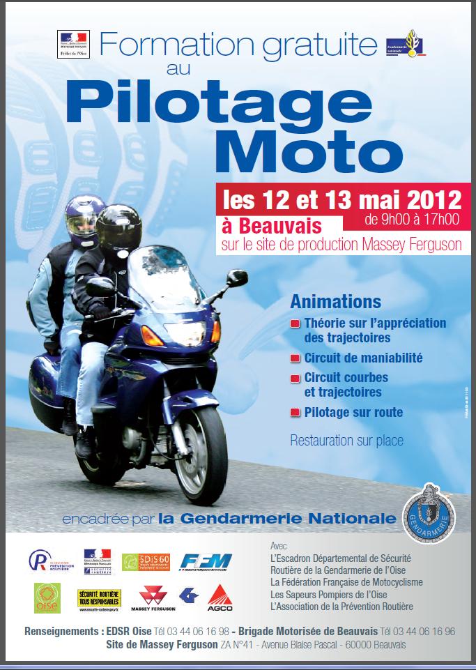 Journée Moto EDSR OISE (60) - 12 et 13 Mai 2012 ESDR60-2012