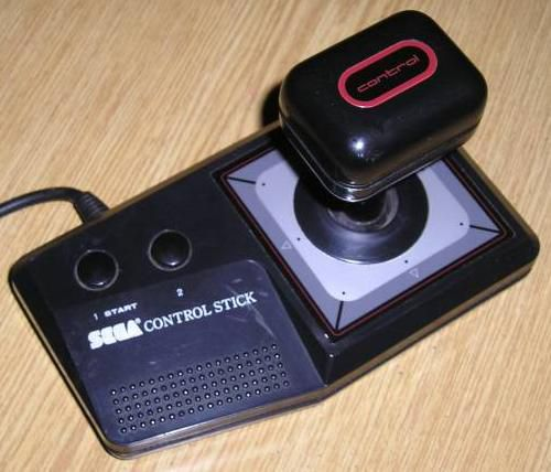 Le KESAKO ! - Page 4 Sega-Control-stick