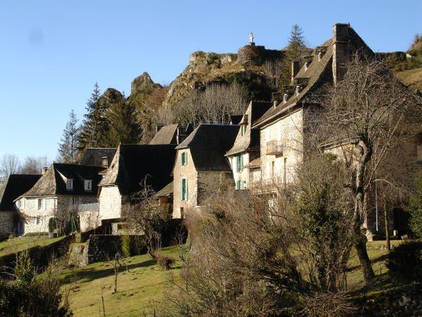 Villes et villages de charme du Cantal DSC01055.JPG-carlat-hiver