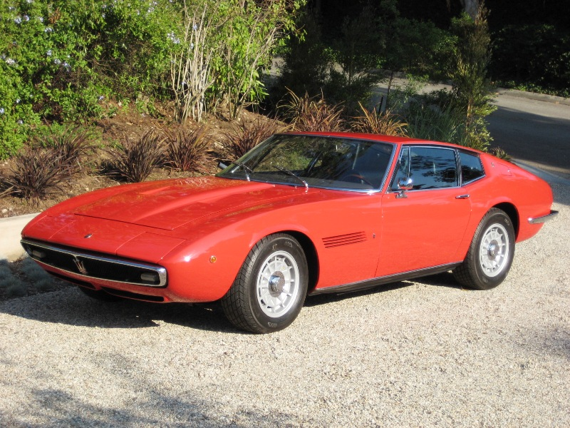 Lotus Esprit 2013. 1970%20Maserati%20Ghibli%20SS%20Coupe%20a
