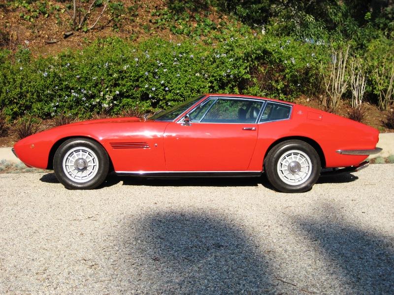 Lotus Esprit 2013. 1970%20Maserati%20Ghibli%20SS%20Coupe%20d