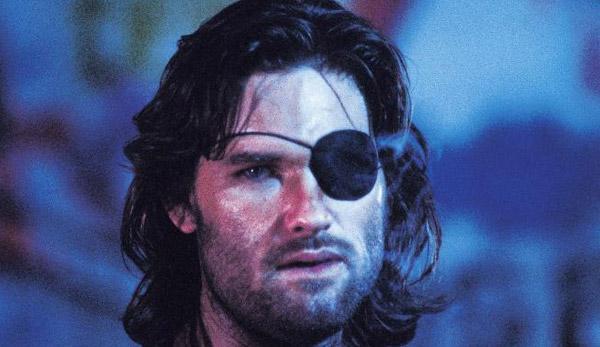 Eyepatches. Snake