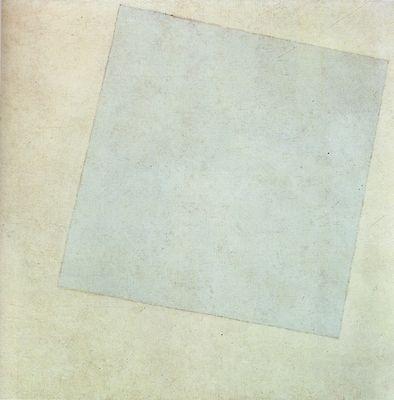 Humeur du jour... en image - Page 19 15-_Malevitch_-_carre_blanc_sur_fond_blanc_-_1918_-_78_7x78_7cm
