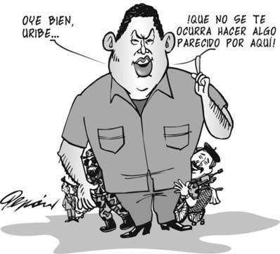 HUMORISMO GRáFICO - Página 7 Chavez