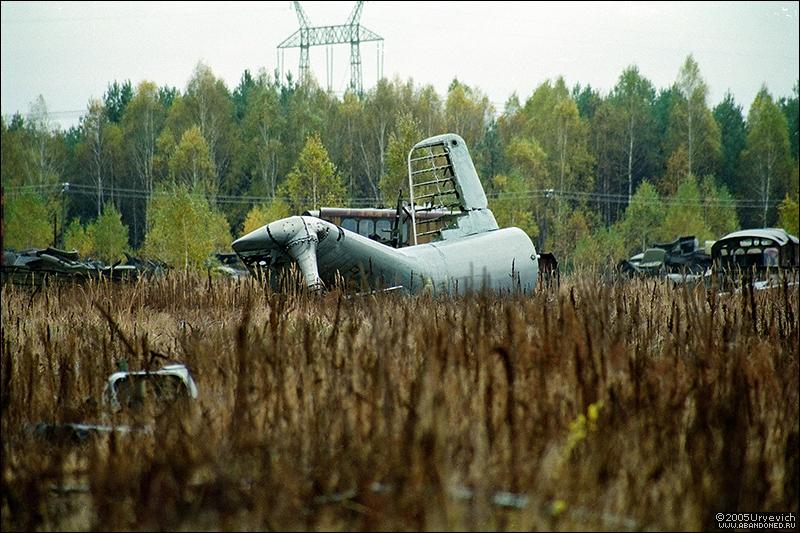 Base militar abandonada en Ucrania 09