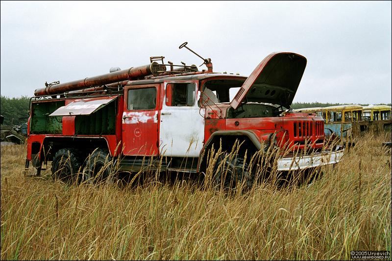 Base militar abandonada en Ucrania 13