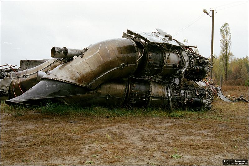 Base militar abandonada en Ucrania 26