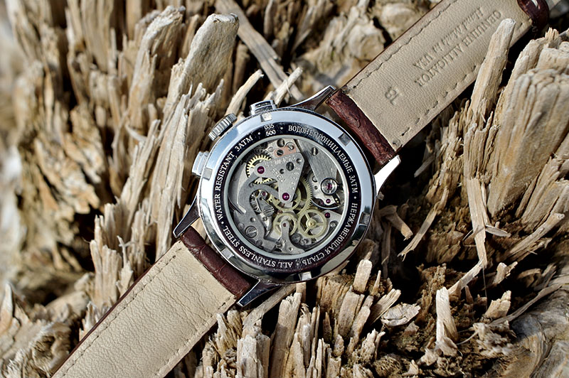 Bracelet alligator pour Dornblüth P32327771