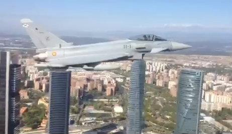 El clima de hoy donde tú vives - Página 3 Eurofighter-castellana-madrid