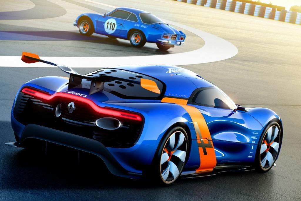 Alpine Renault-Alpines