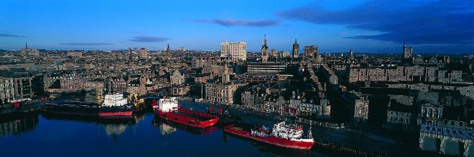 Know your Geography 2 Aberdeen_harbour