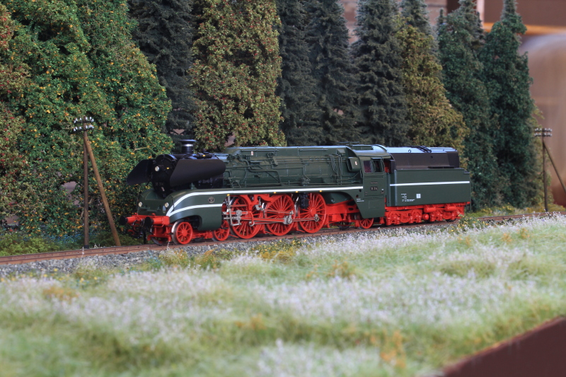 Der Schorsch - Lok 18 314 01133asgo