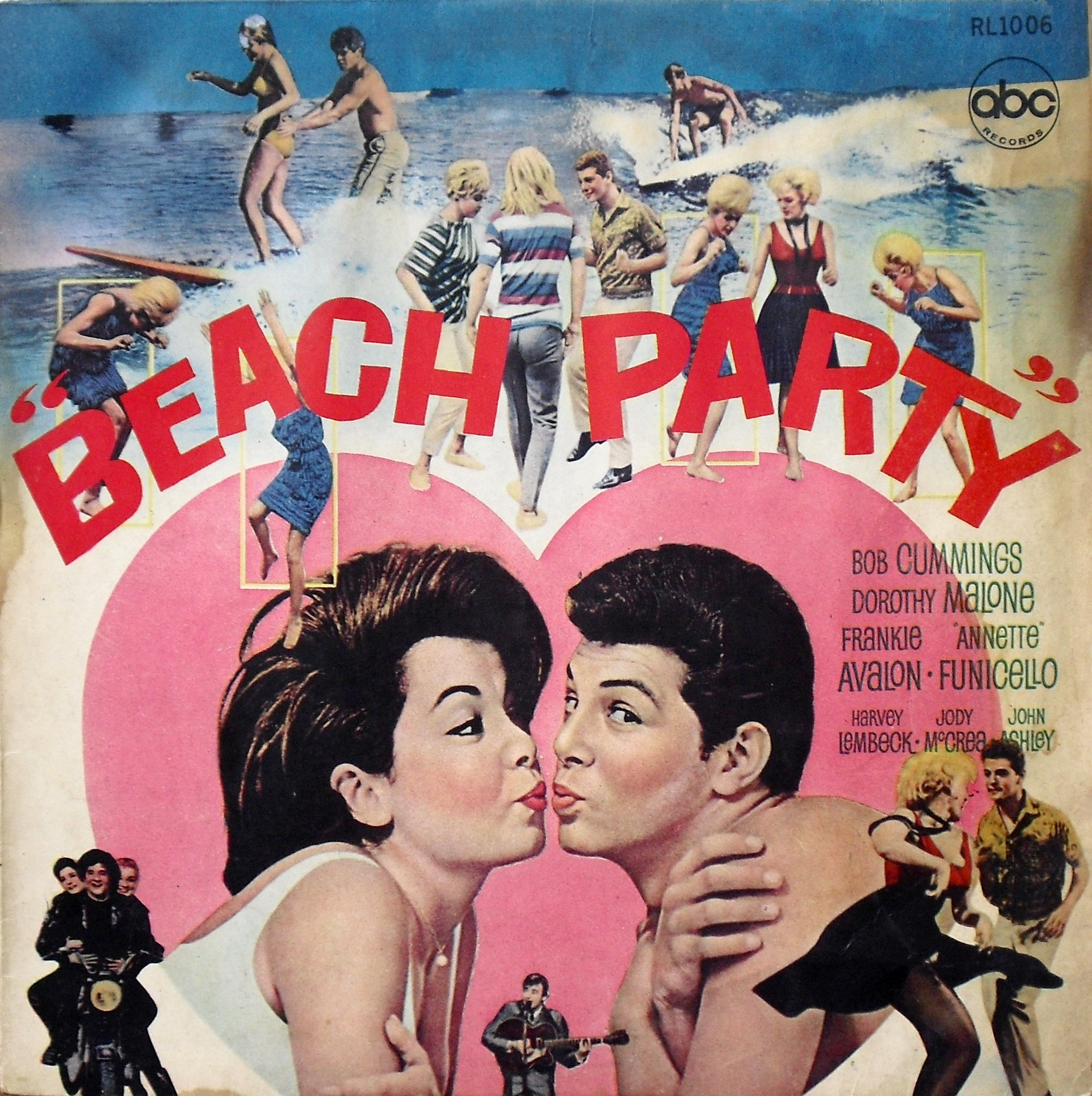 BEACH PARTY / CHARADE 012wbb2