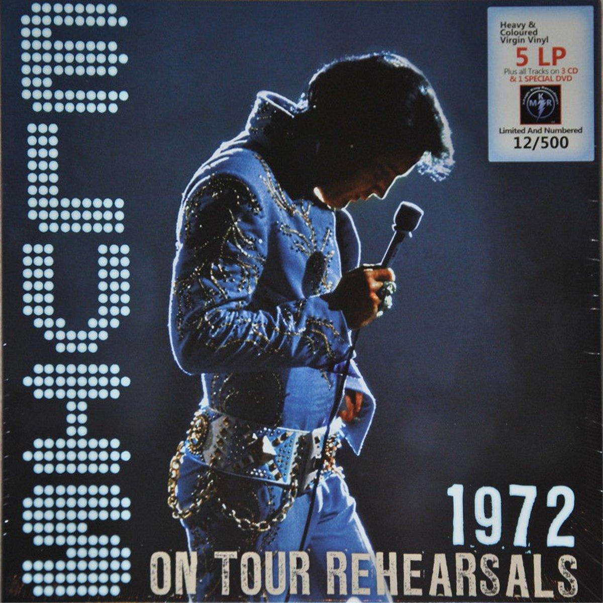 Elvis On Tour Rehearsals: 1972 01p6eho