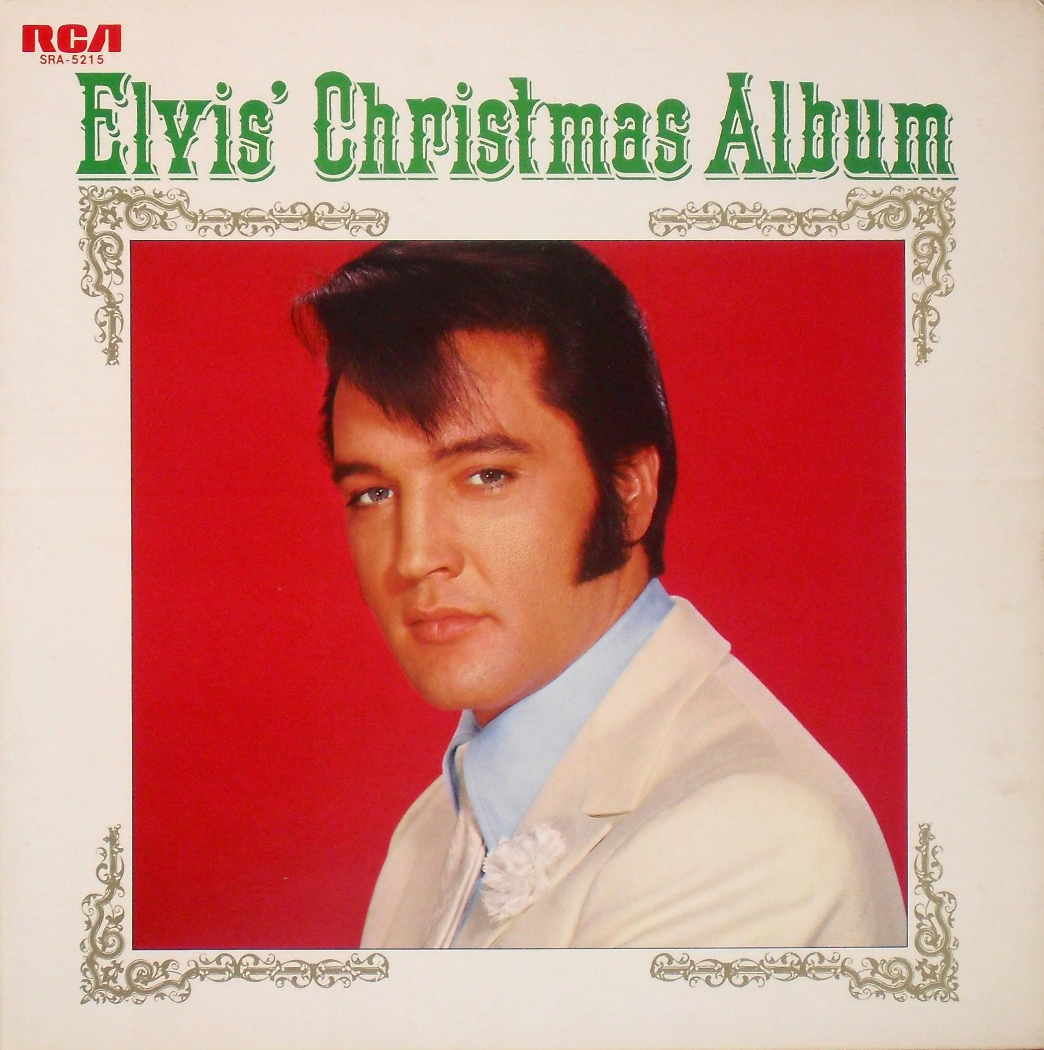 ELVIS' CHRISTMAS ALBUM 027ksz9