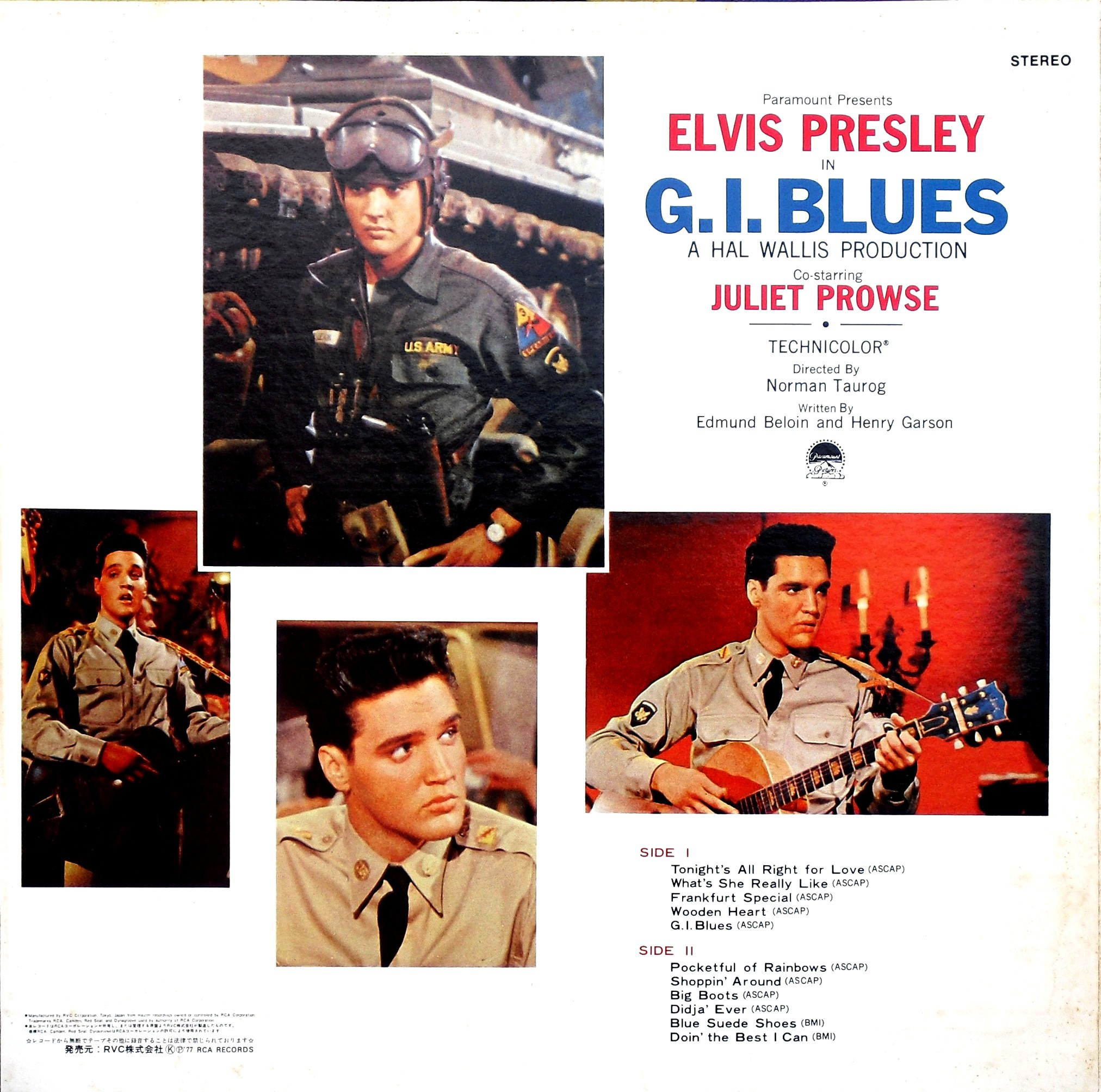 G.I. BLUES 045usro