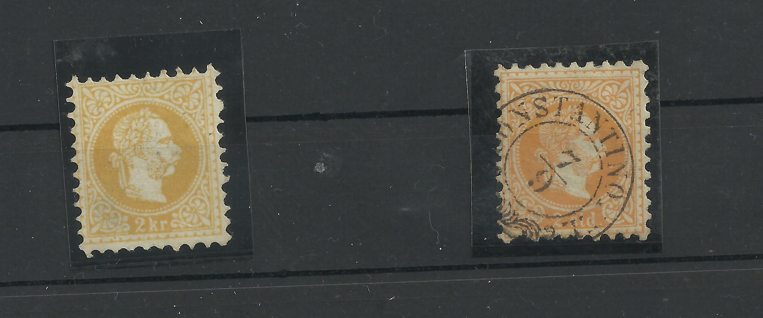 Einschätzung Briefmarken Österreich 10q0jv3