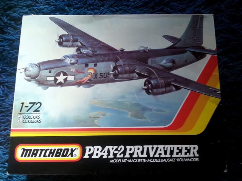 PB4Y Privateer von Matchbox 20151002_1027446wu39