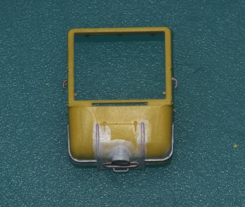 [H0] Das Gleiskraftrad Typ 1 von Kres, ein Schienentrabi für die BM 22hij7y