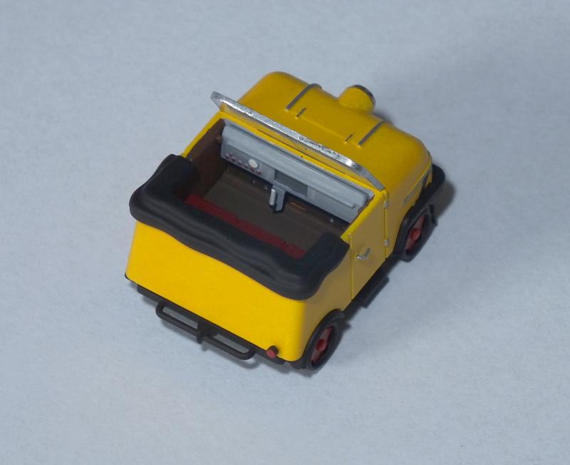 [H0] Das Gleiskraftrad Typ 1 von Kres, ein Schienentrabi für die BM 3.119kksv