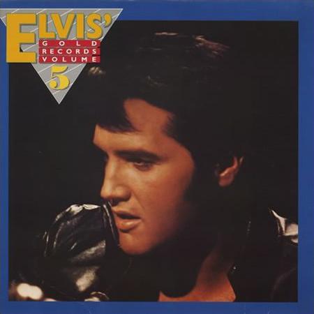 Elvis Golden Records - Volume 5 41lqevaltel._ss500_vficz