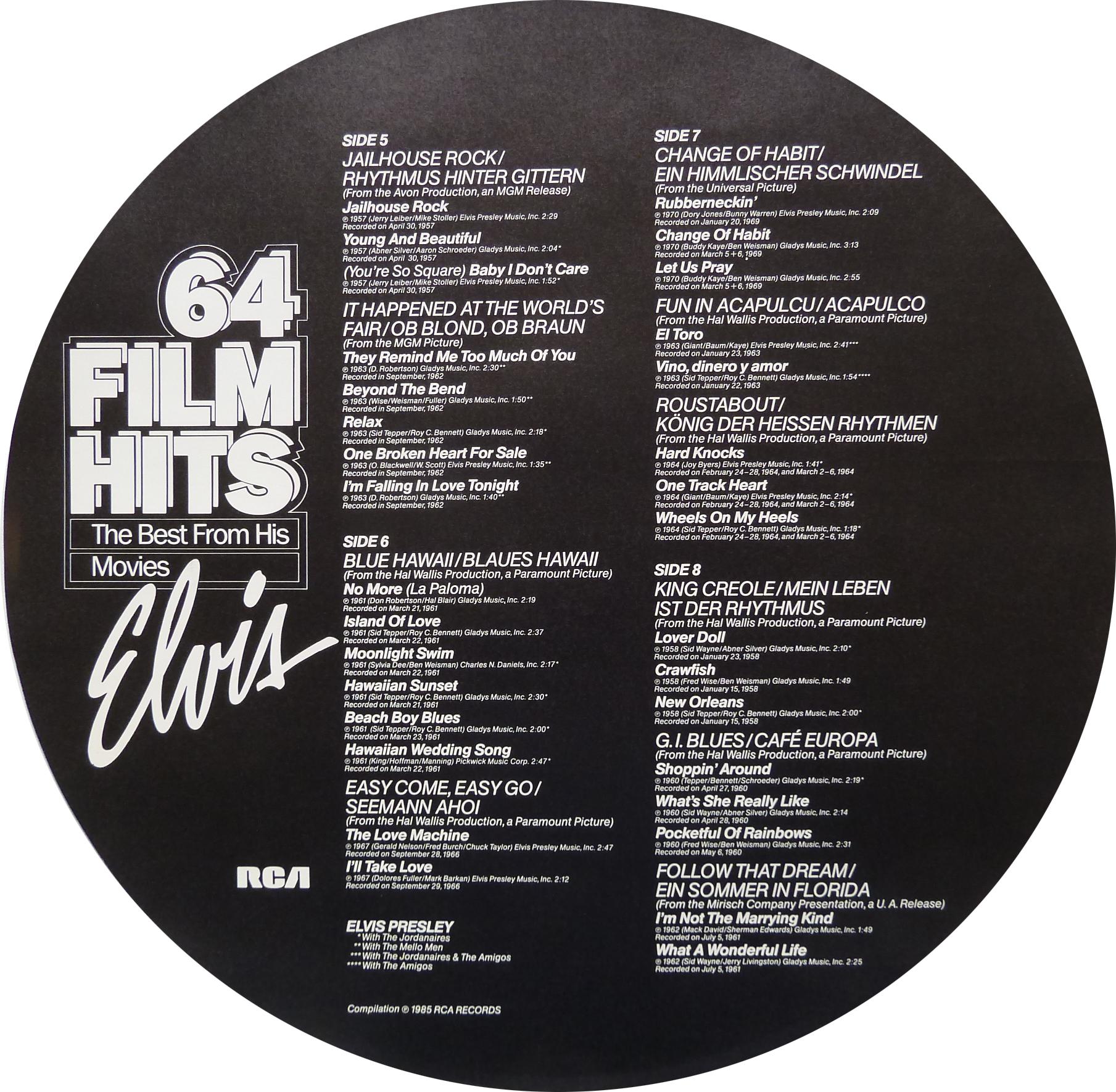 64 FILM HITS 64filmhitsbeiblattseiczr9i