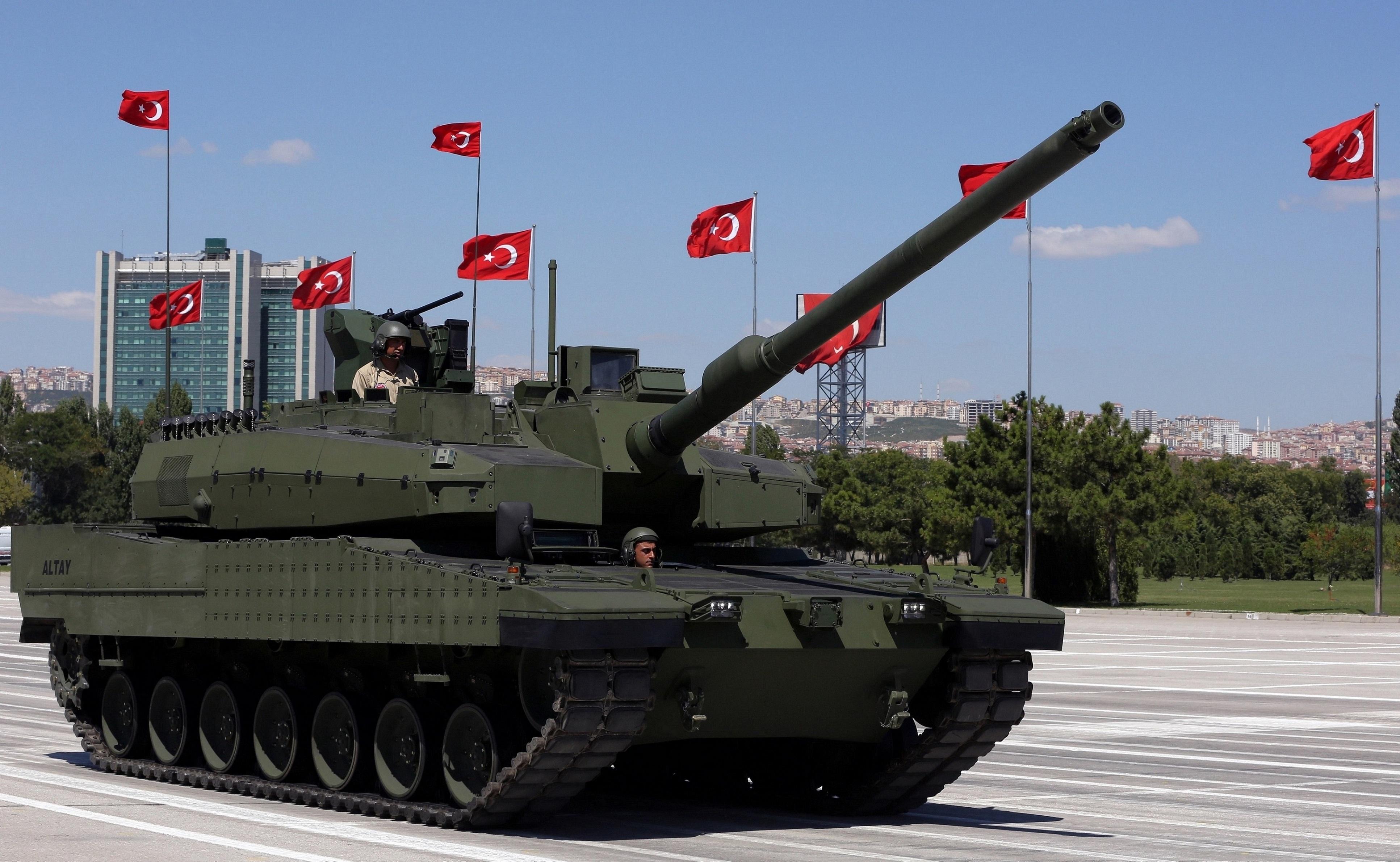 Turkish Ground Forces equipment Altay-mbt-jpg83k66