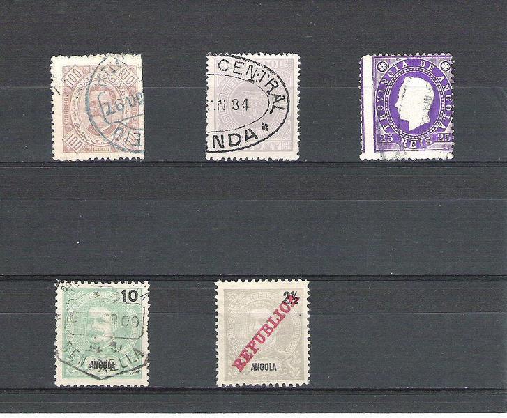 Portugiesisch Angola Angola001lgjgm
