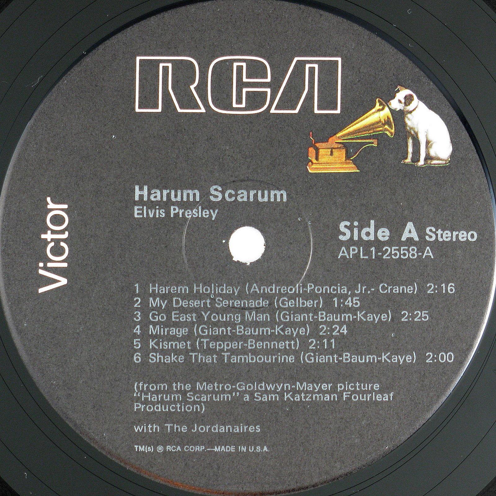HARUM SCARUM Apl1-2558ckuiq3