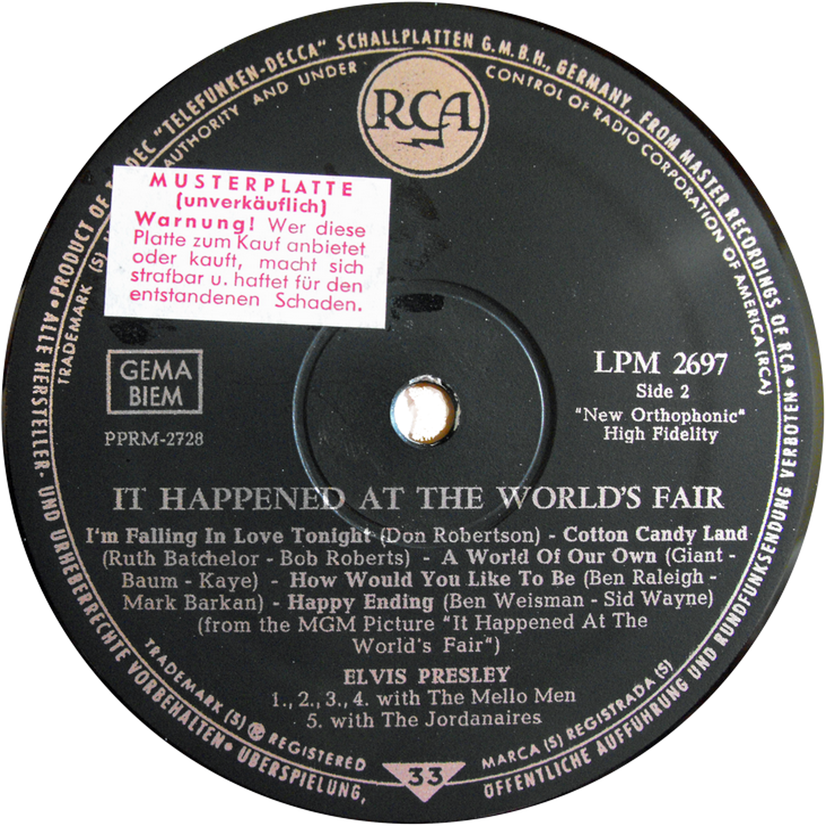IT HAPPENED AT THE WORLD FAIR Beitrag1-44eumm