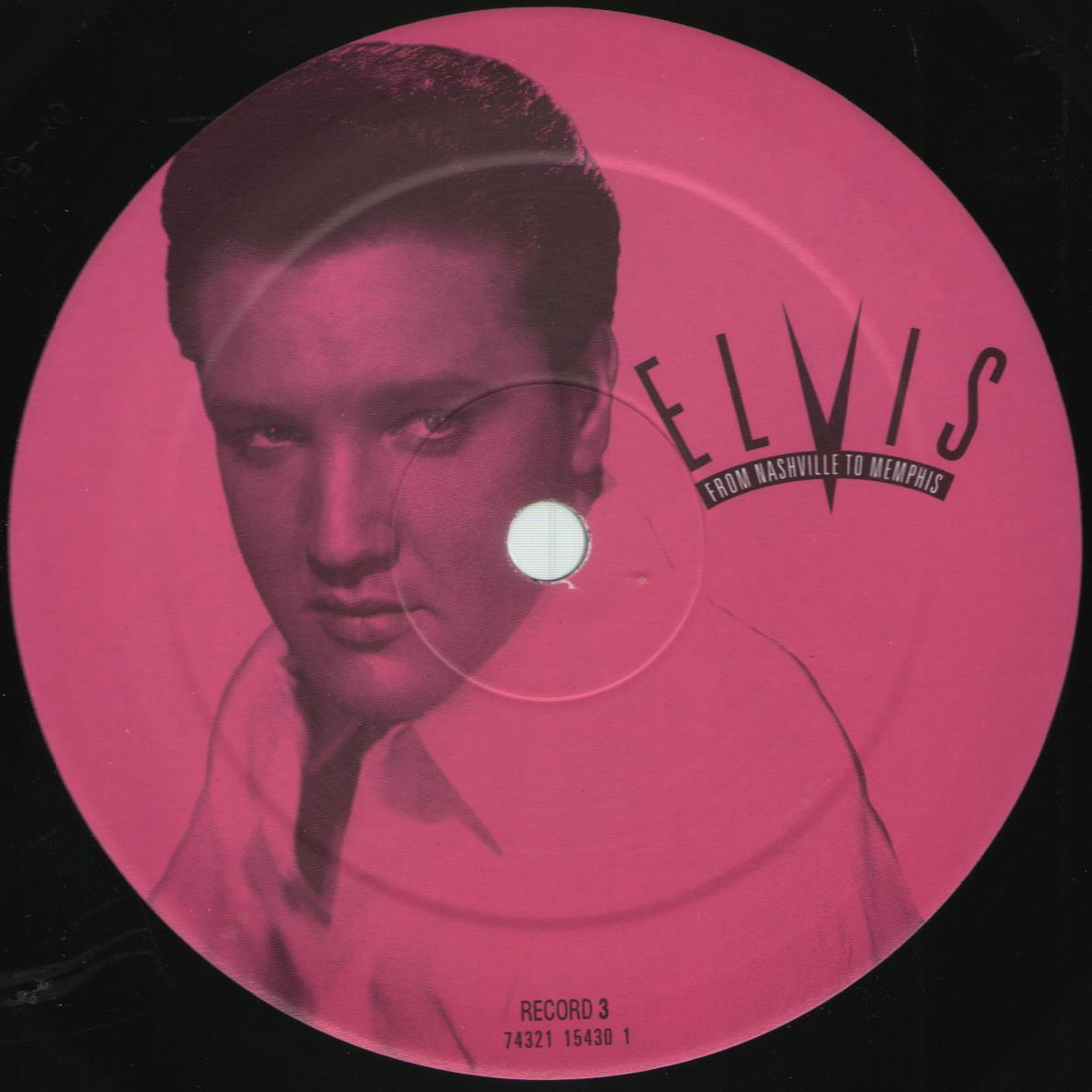 ELVIS - FROM NASHVILLE TO MEMPHIS - THE ESSENTIAL 60'S MASTERS Bild613s9j