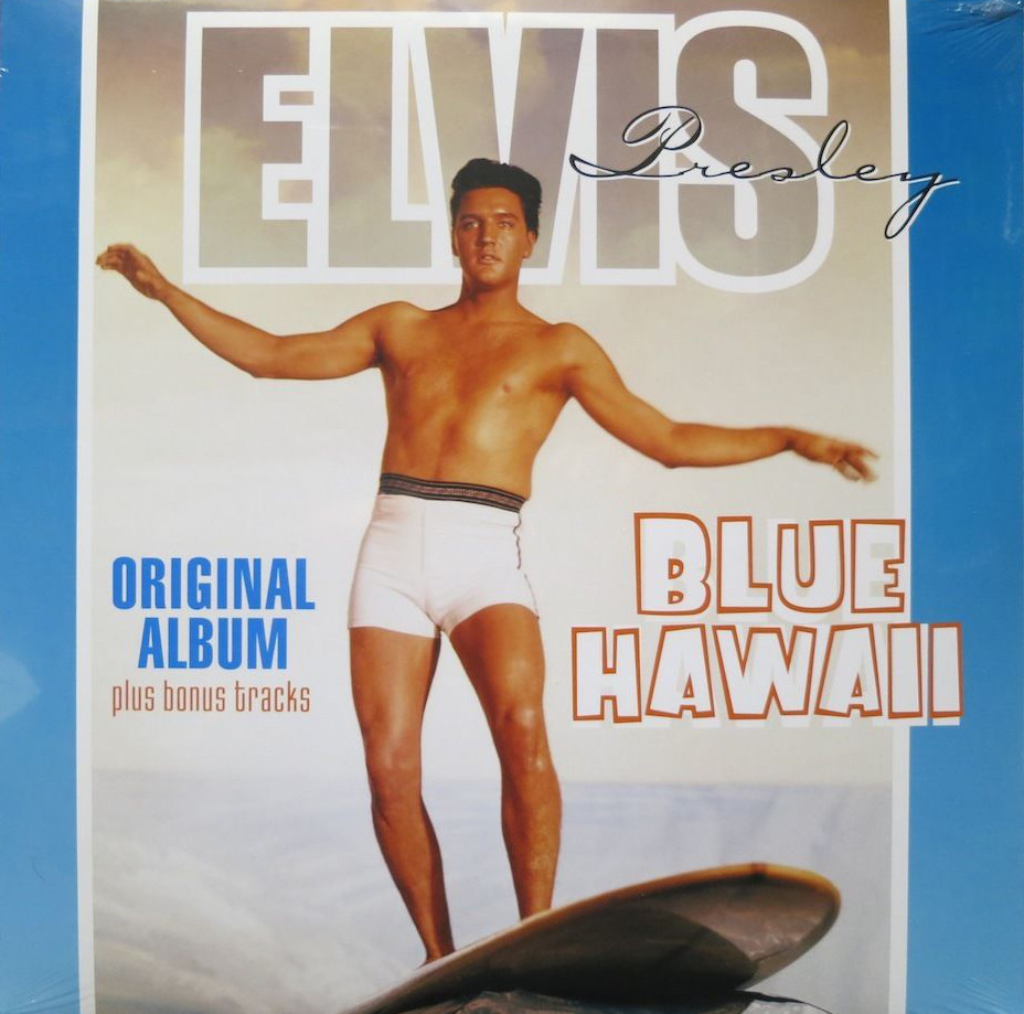 Elvis - Blue Hawaii: Original Album plus Bonus Tracks Bluehawaii16qka6