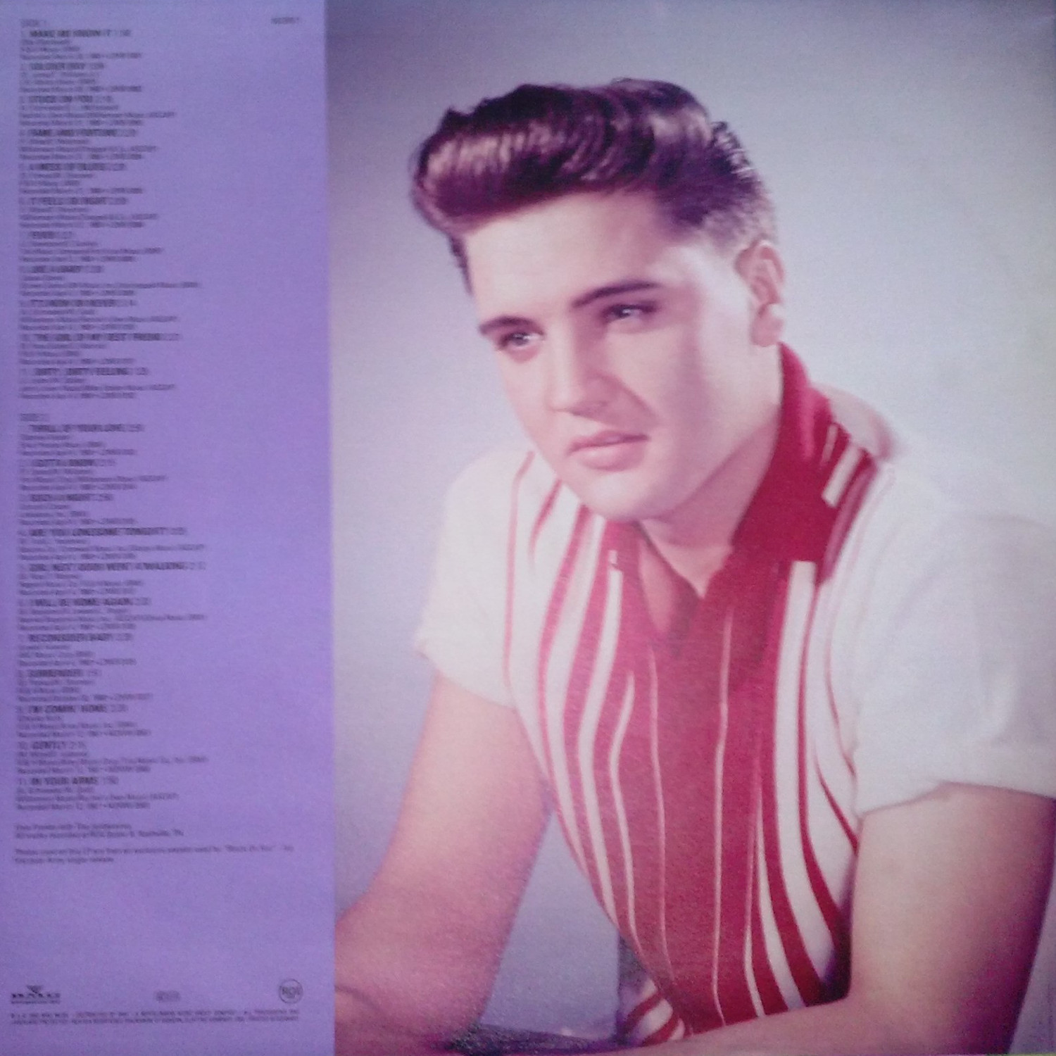 ELVIS - FROM NASHVILLE TO MEMPHIS - THE ESSENTIAL 60'S MASTERS Cam001014wazx
