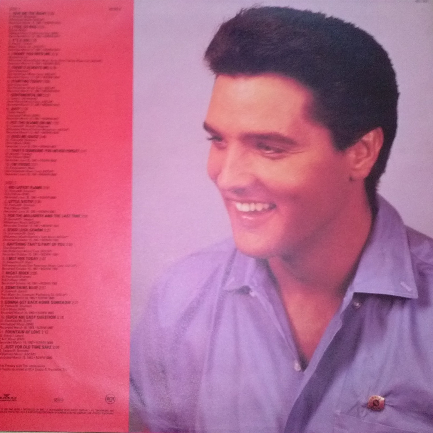 ELVIS - FROM NASHVILLE TO MEMPHIS - THE ESSENTIAL 60'S MASTERS Cam001034npyo