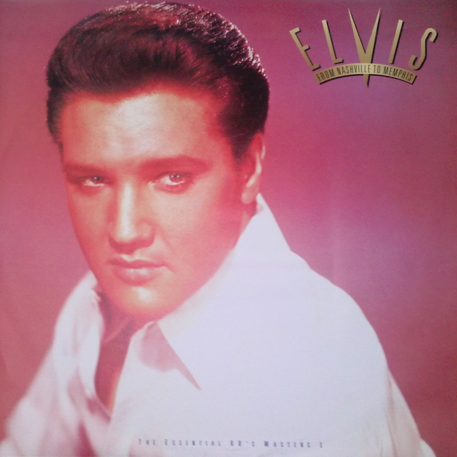 ELVIS - FROM NASHVILLE TO MEMPHIS - THE ESSENTIAL 60'S MASTERS Cam00104dguyh