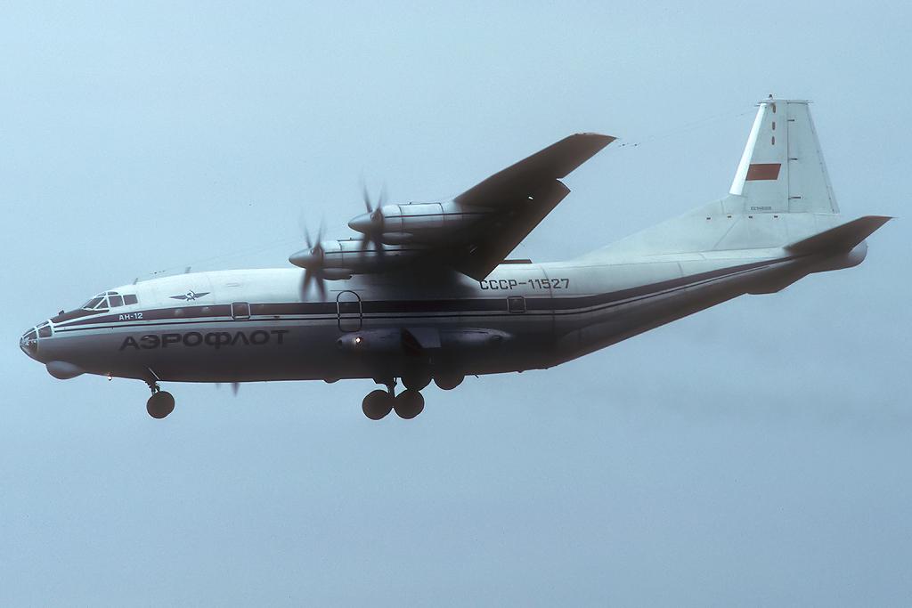 An-12 in FRA Cccp-11527_21-05-91f1zxf