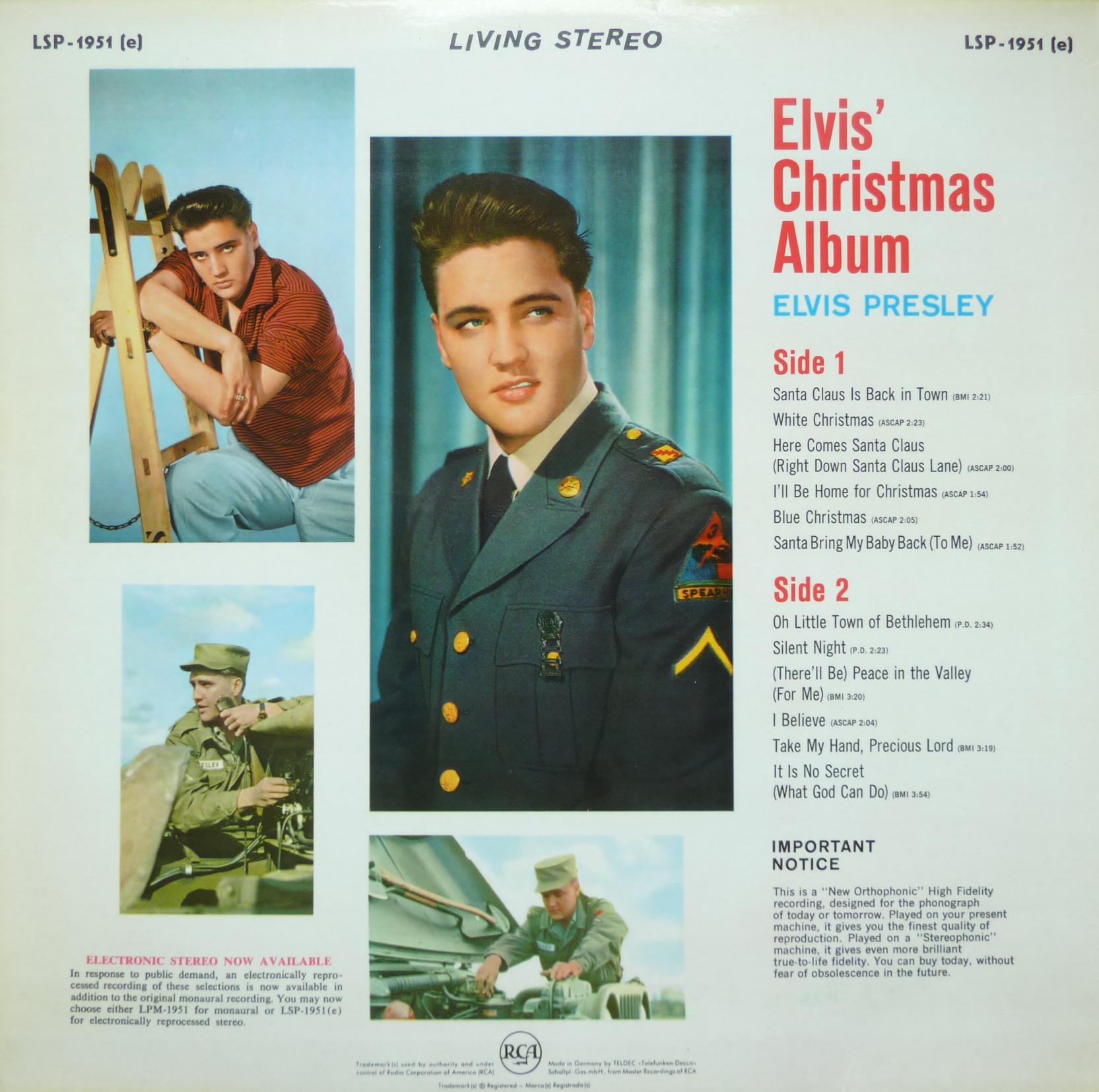 ELVIS' CHRISTMAS ALBUM (1964) Christmasalbum1968rck8cuio
