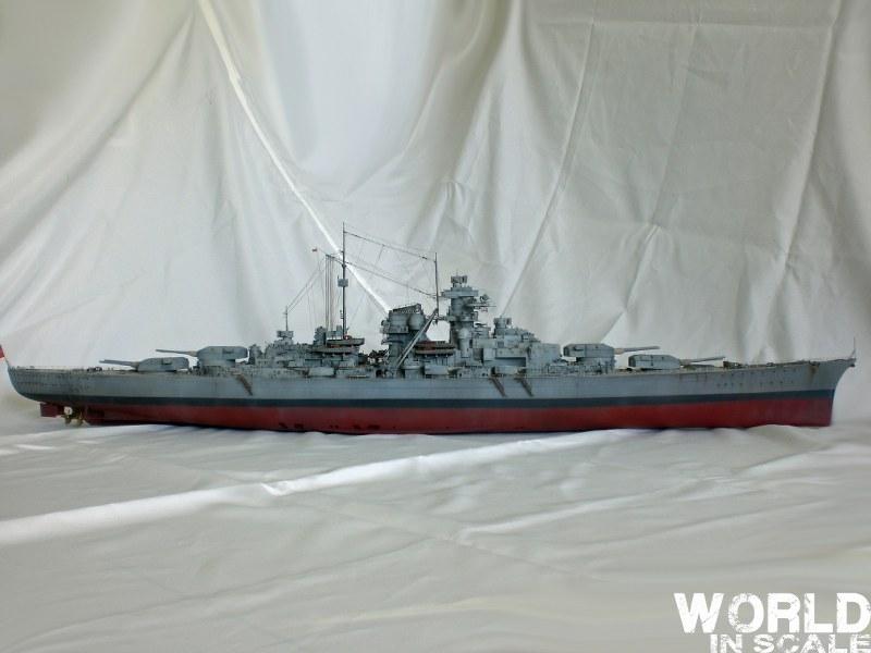Schlachtschiff BISMARCK - 1/200 v. Trumpeter Cimg3512_800x600y8ktp