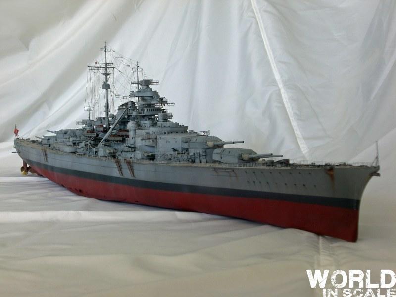 Schlachtschiff BISMARCK - 1/200 v. Trumpeter Cimg3513_800x6008skpx